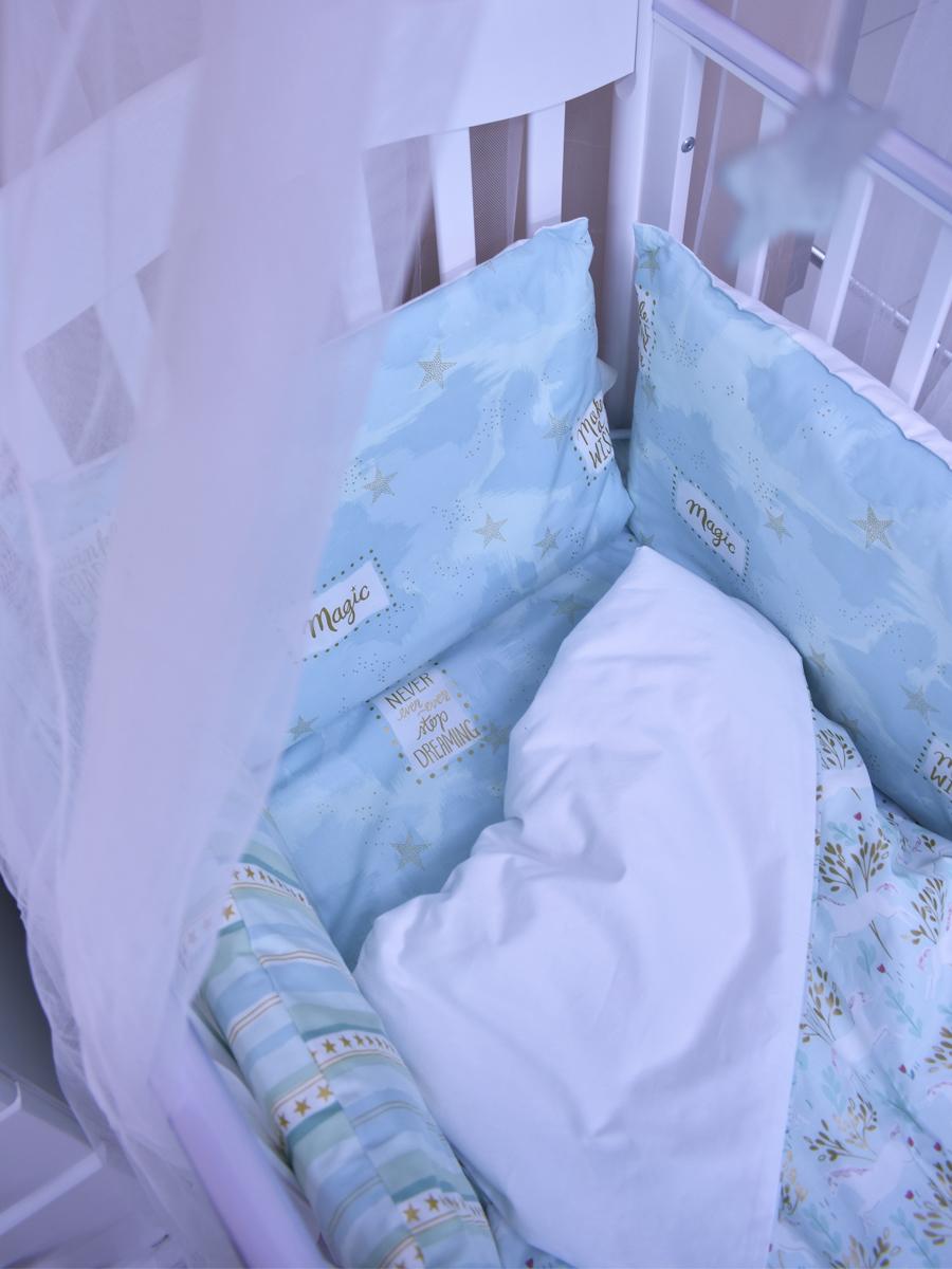 постельное белье с бортиками
