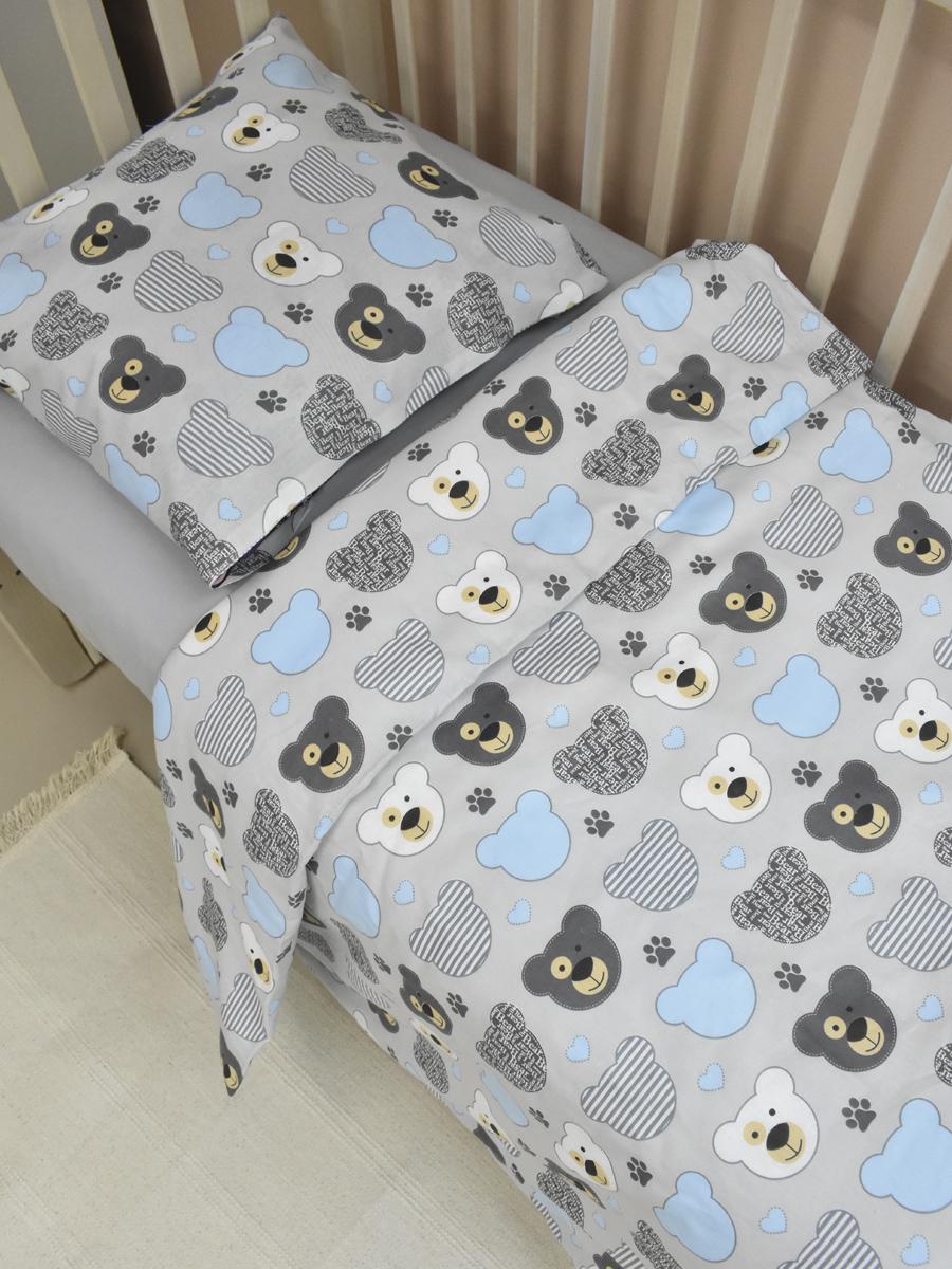 как подобрать постельное белье для новорожденного