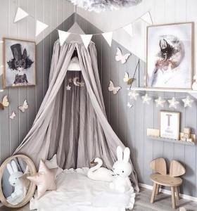 Вдохновение - детская комната для новорожденного