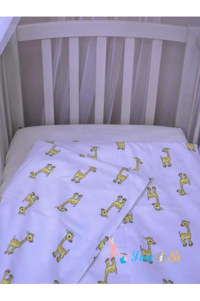 Пододеяльник для новорожденного