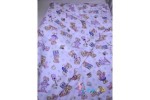 Пододеяльник для детской кроватки