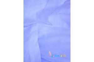 Пододеяльник голубой сатин