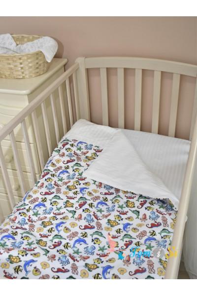 Комплект постельного белья для ребенка