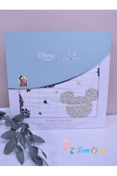 Одеяло из муслина Disney Mickey 90