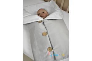 Конверт для малыша зима