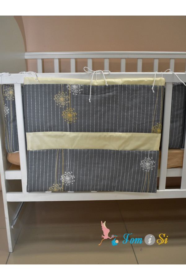 Органайзер на кроватку