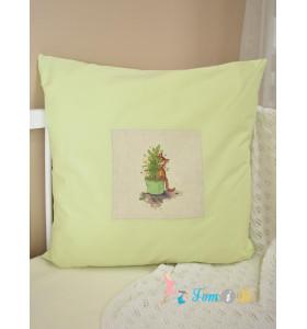 Подушка декоративная Рыжий кот