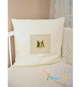 Декоративная подушка Зайки