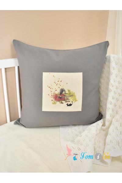Детская декоративная подушк