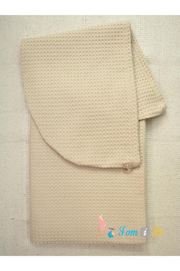 Набор вафельных полотенец