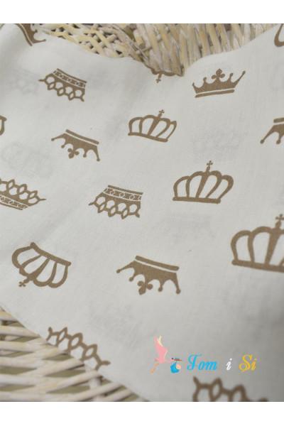 Пеленка детская 90х100см фланель