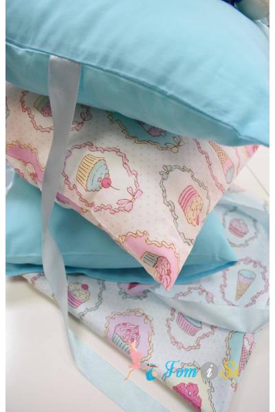 Постельные принадлежности | Интернет-магазин для новорожденных TomiSi